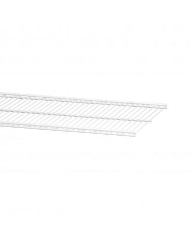 4er Haken-Tragarmaufsatz L316 mm weiß