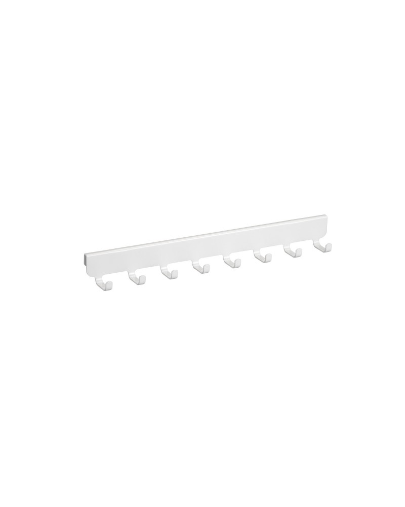 8er Haken-Tragarmaufsatz L316 mm weiß