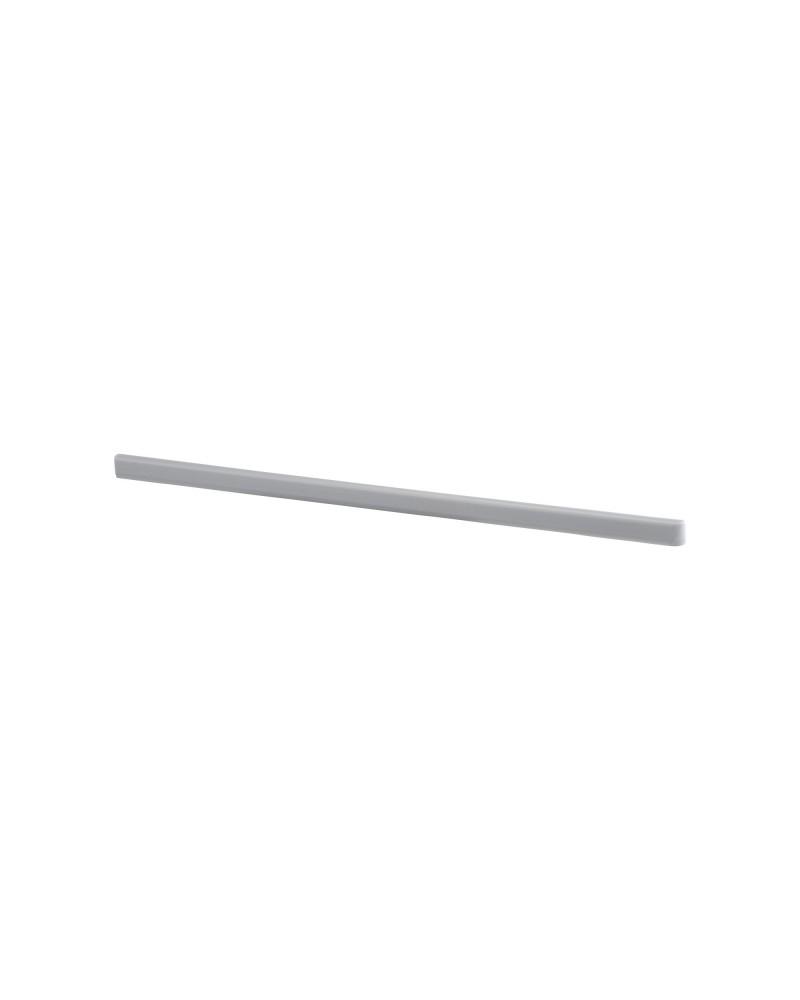 5er Haken-Tragarmaufsatz L417 mm platinum
