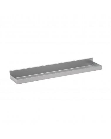 Ablagefach f. Tragarm L417 mm platinum
