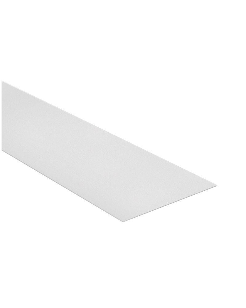 Kunststoffauflage L450 mm B393 mm transparent