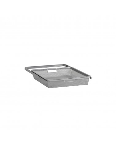 Gitterkorbauszug 45 L436 mm B430 mm H85 mm platinum