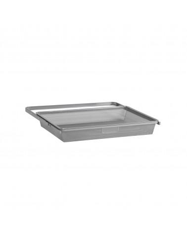 Drahtkorbauszug 60 L605 mm B430 mm H85 mm platinum