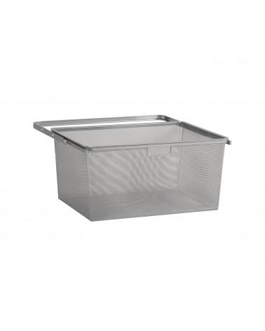 Drahtkorbauszug 60 L605 mm B430 mm H285 mm platinum