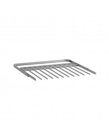 Gitterkorbauszug 60 L605 mm B430 mm H85 mm platinum