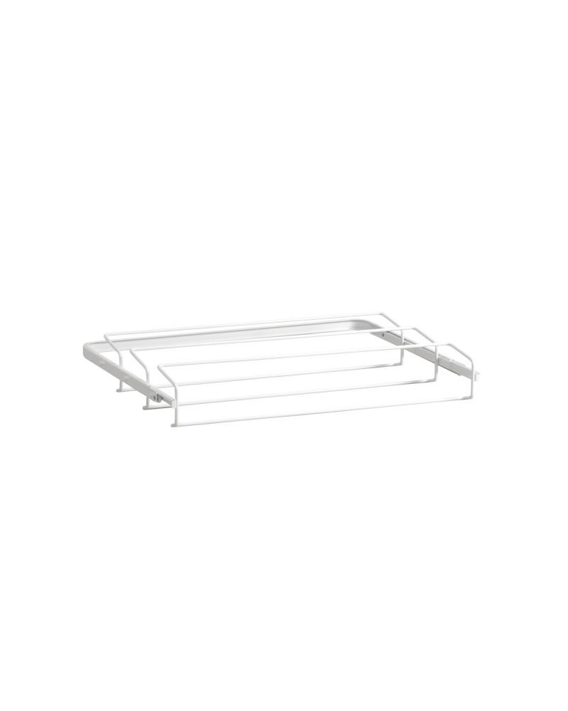 Gitterkorbauszug 60 L605 mm B430 mm H185 mm weiß