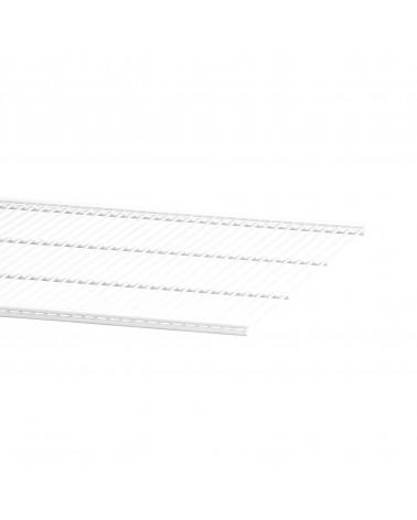 Gitterkorbauszug T40 B60 H28 weiß