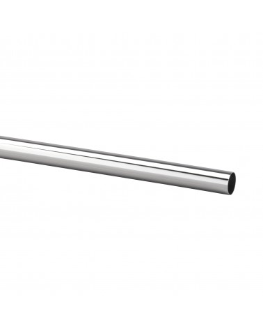 Kleiderstange L1803 mm chrom