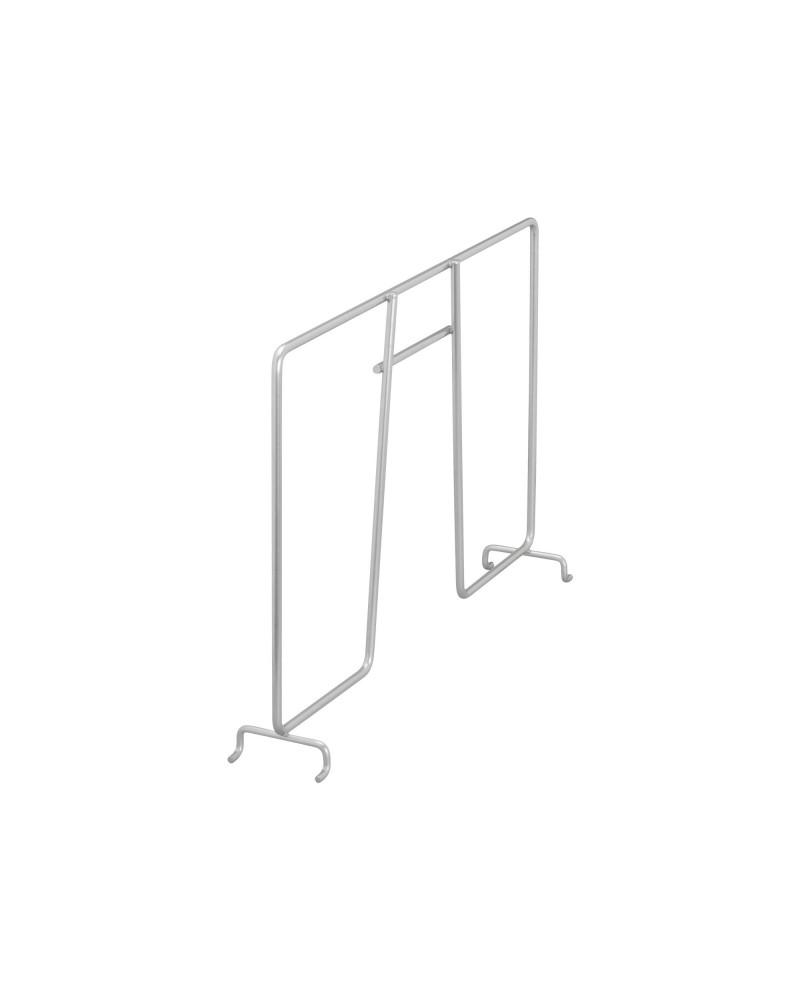 Kleiderstange L635 mm chrom