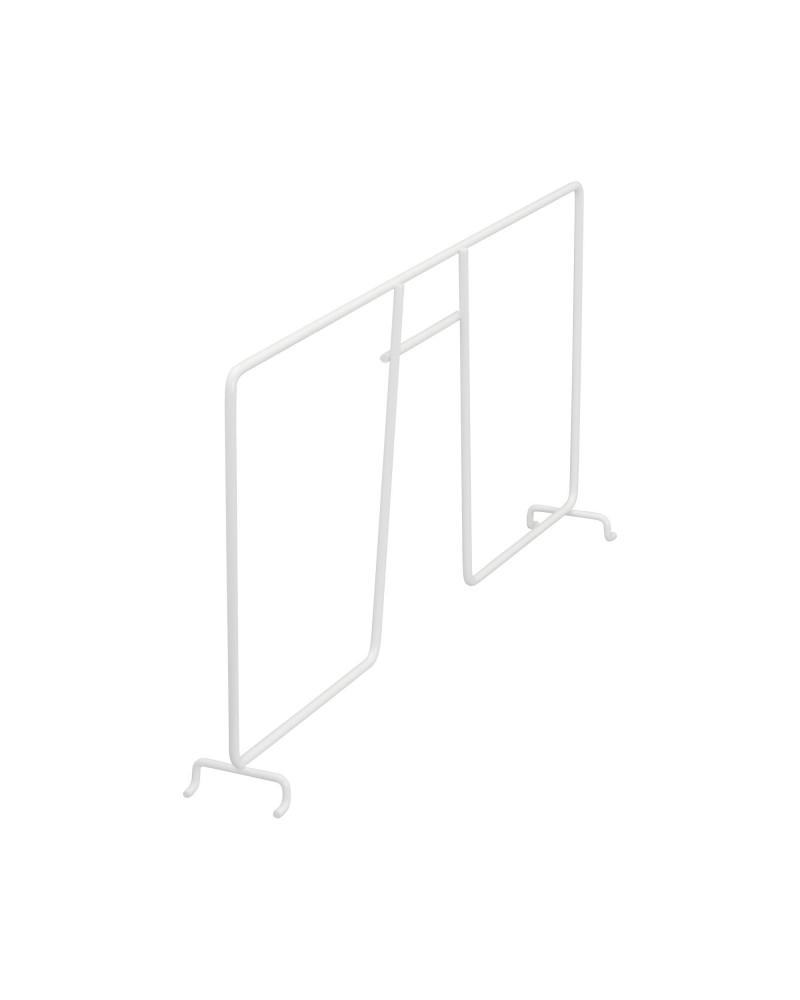 Regaltrenner 40cm weiß