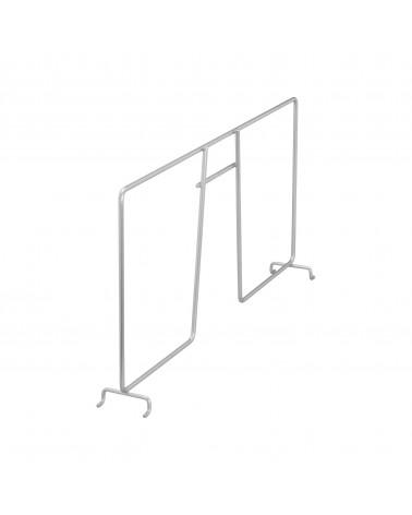 Kleiderstange L1245 mm silber