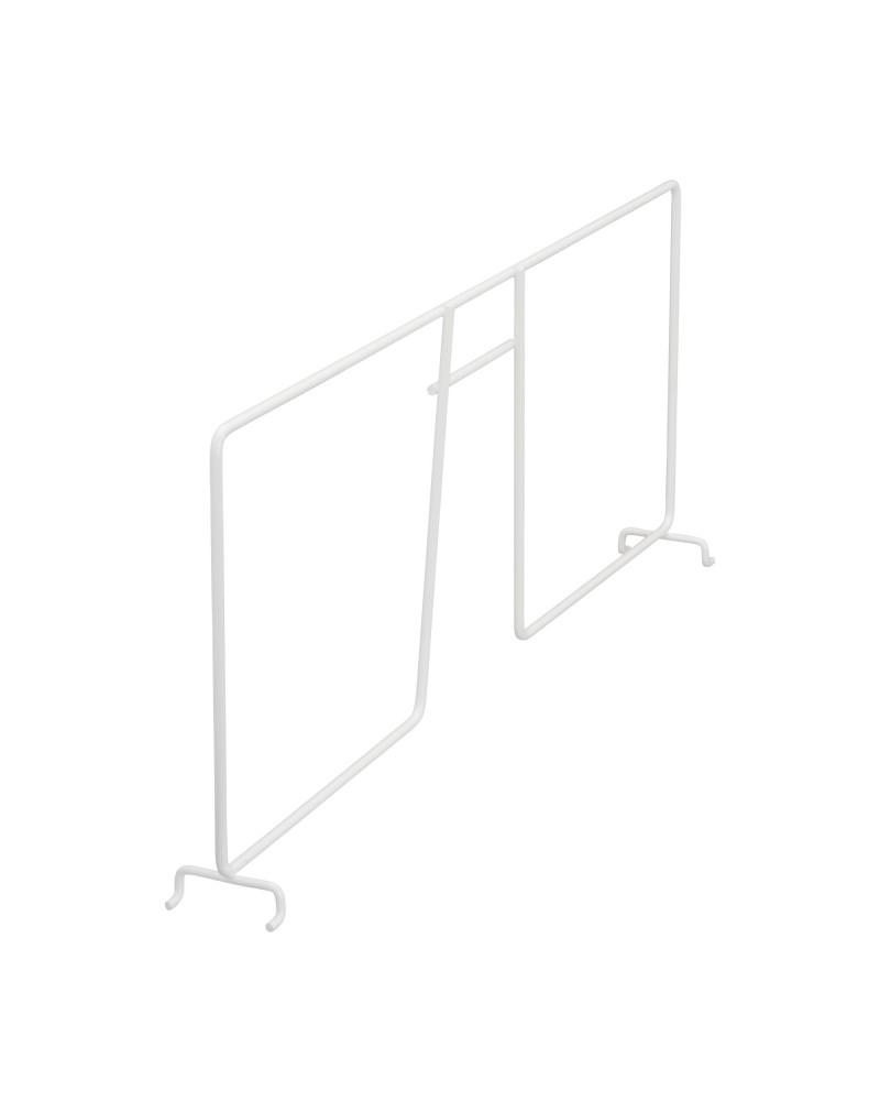 Regaltrenner 50cm weiß