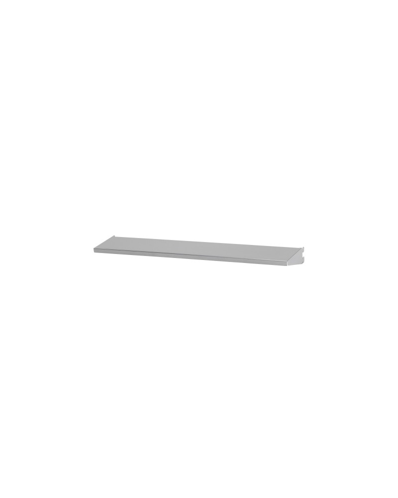 Regalboden 45er inkl. Tragarm, drehbar 180° L442 mm B115 mm H48 mm platinum