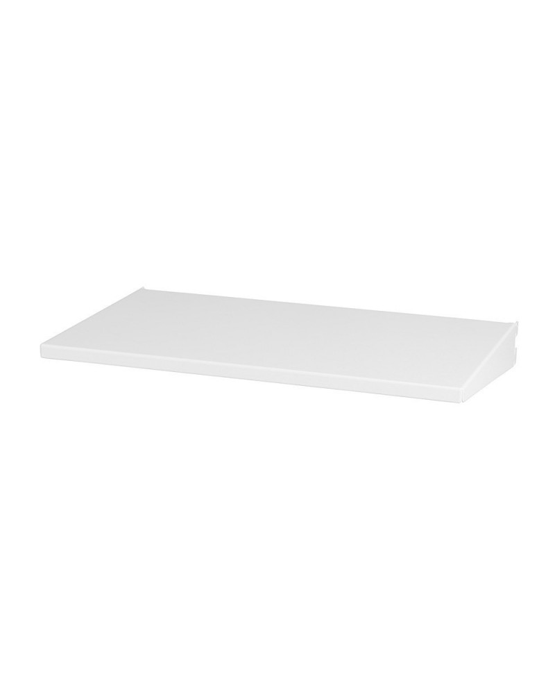 Regalboden 45er inkl. Tragarm, drehbar 180° L442 mm B267 mm H48 mm weiß
