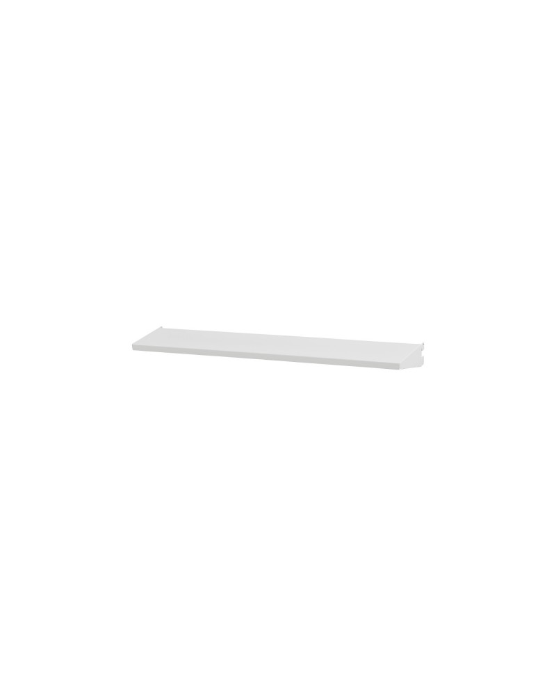 Regalboden 60er inkl. Tragarm, drehbar 180° L598 mm B115 mm H48 mm weiß