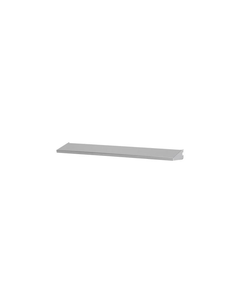 3er-Pckg. Haken abgerundet, 40 mm Platinum