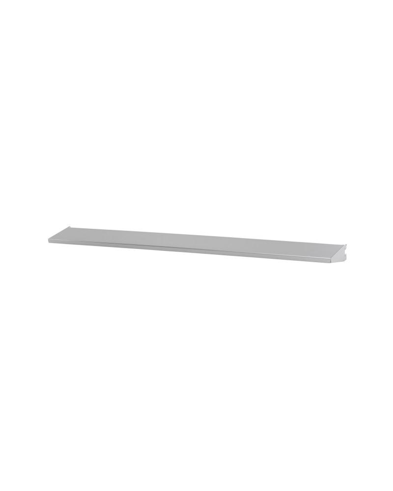 6er-Pckg. Haken schmal, 31 mmm Platinum