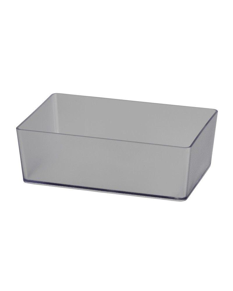 Box rechteckig L147 mm B98 mm H48 mm transparent