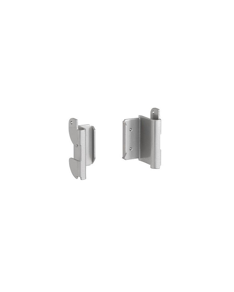 2er Pckg. Hängesschienenh. f. Mehrzweck-Scheine platinum