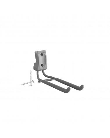 Leiterhaken L177 mm B201 mm H173 mm grau