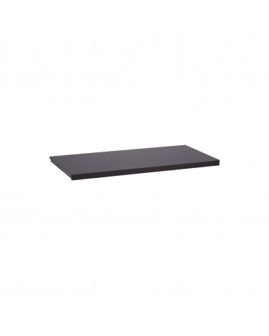 Holzboden 40er L605 mm B435 mm Wallnuß