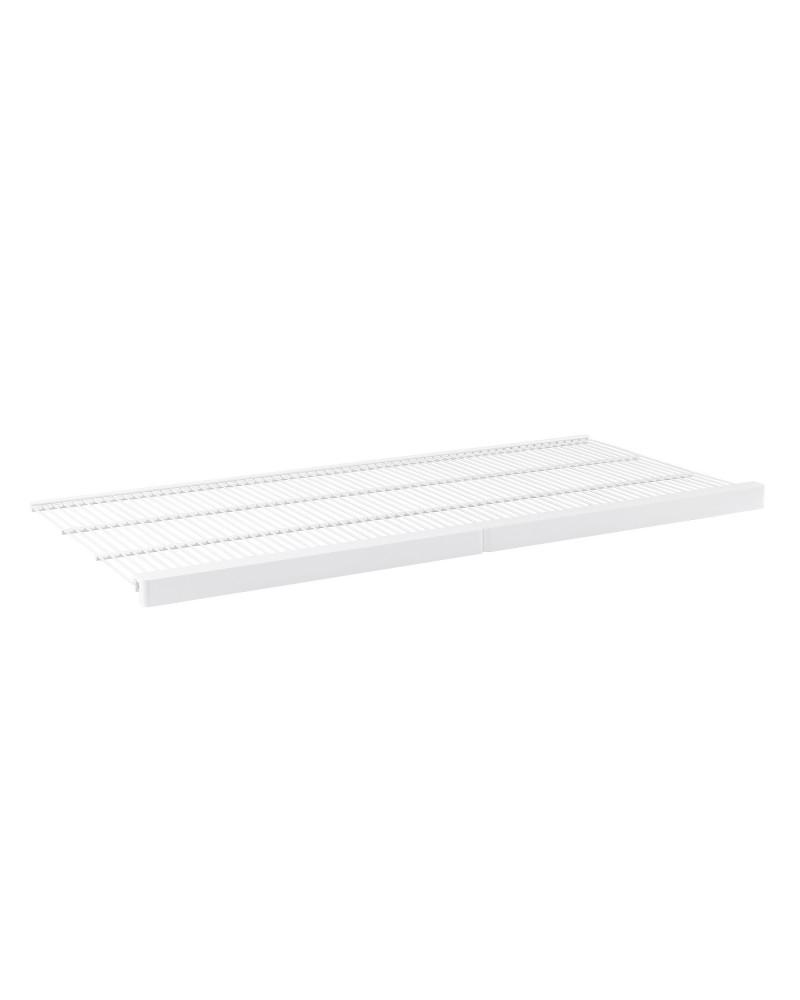 Frontleiste für Gitterböden L451 mm B902 mm Birke