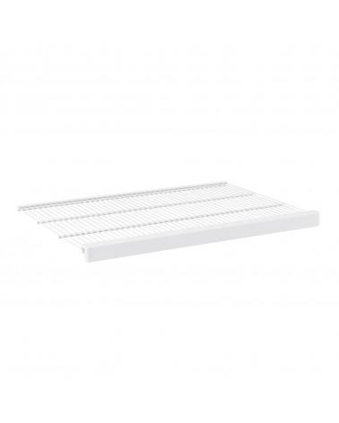 Frontleiste für Gitterböden L607 mm B607 mm weiß