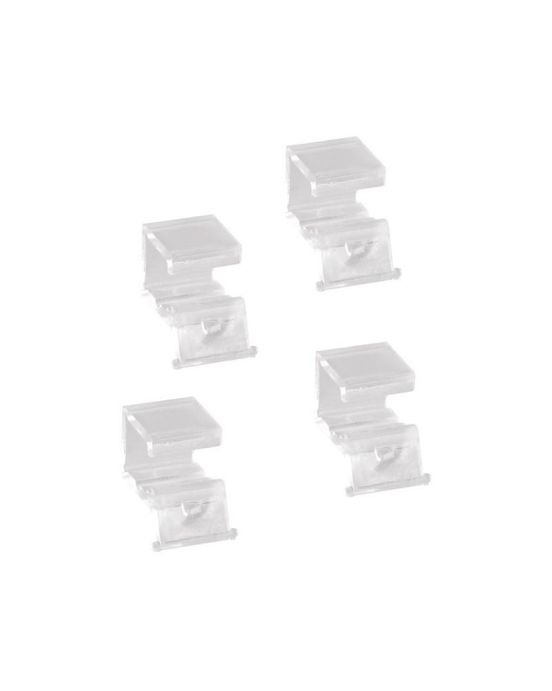 4er-Pckg. Auszugssperre Kunststoffkorb transparent