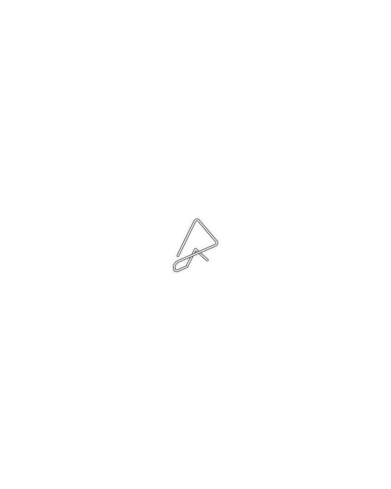 Buchstütze triangelförmig