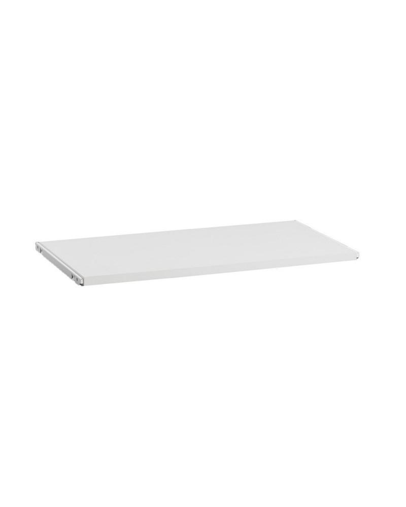 Regalboden 45er inkl. Tragarm, drehbar 180° L442 mm B115 mm H48 mm weiß