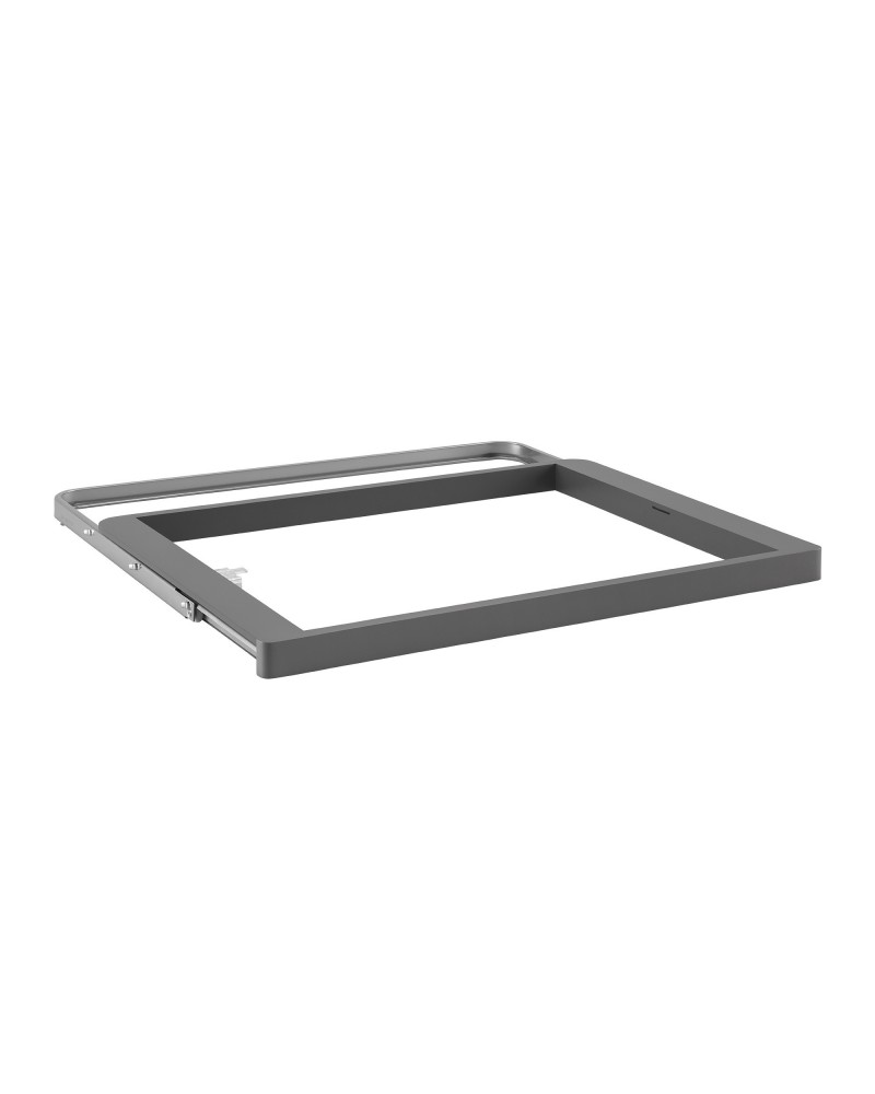Décor Auszugsrahmen 60 Platinum/Grau