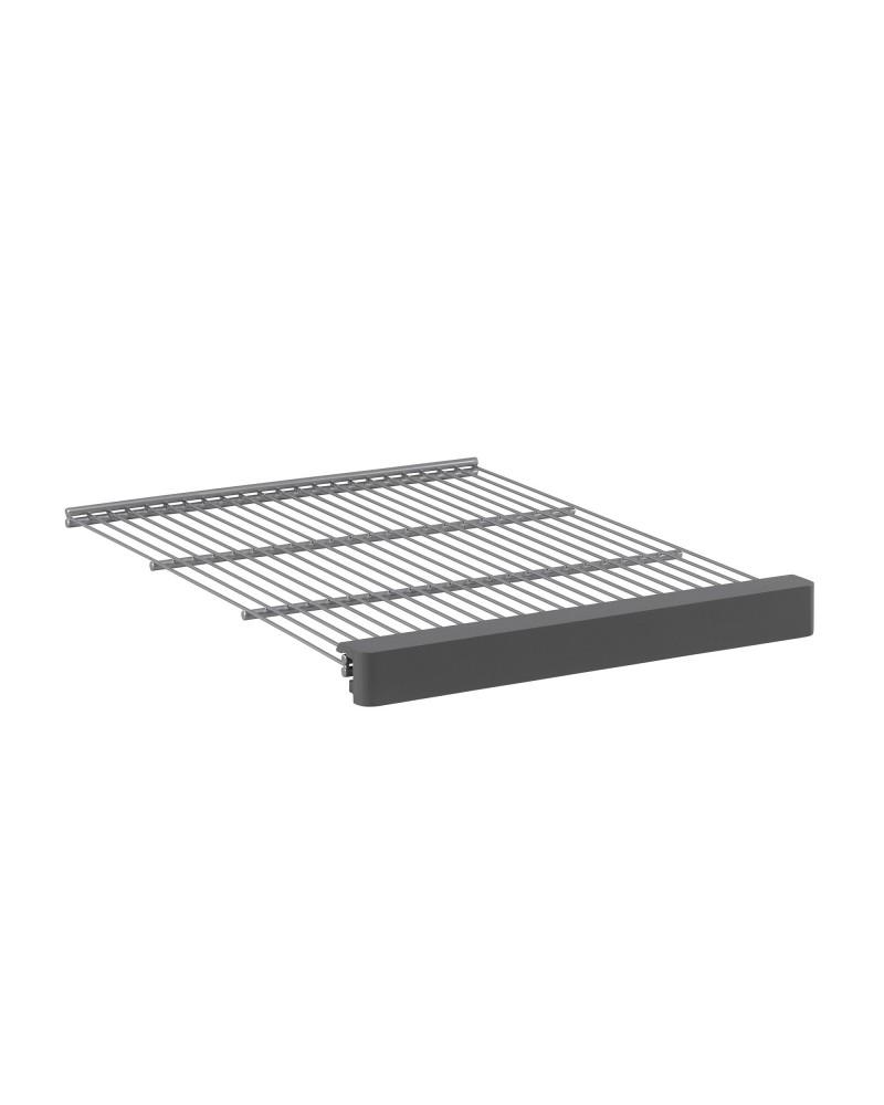Korbboden T30 L607 mm B337 mm platinum
