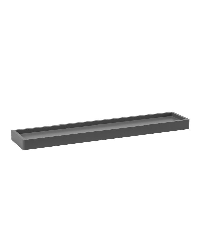 Korbboden T30 L902 mm B337 mm platinum