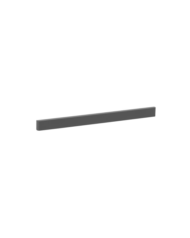 Deckel Kunststoffkorb L405 mm B440 mm H24 mm transp.