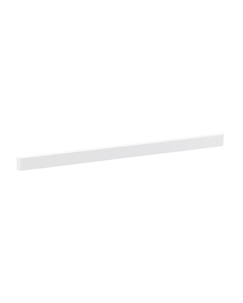 Kunstoffkorb 60 transparent L605 mm B436 mm H88 mm weiß