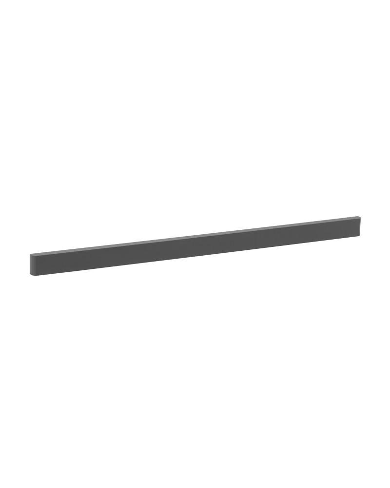 Décor Blende Schuhauszug 60 Grau