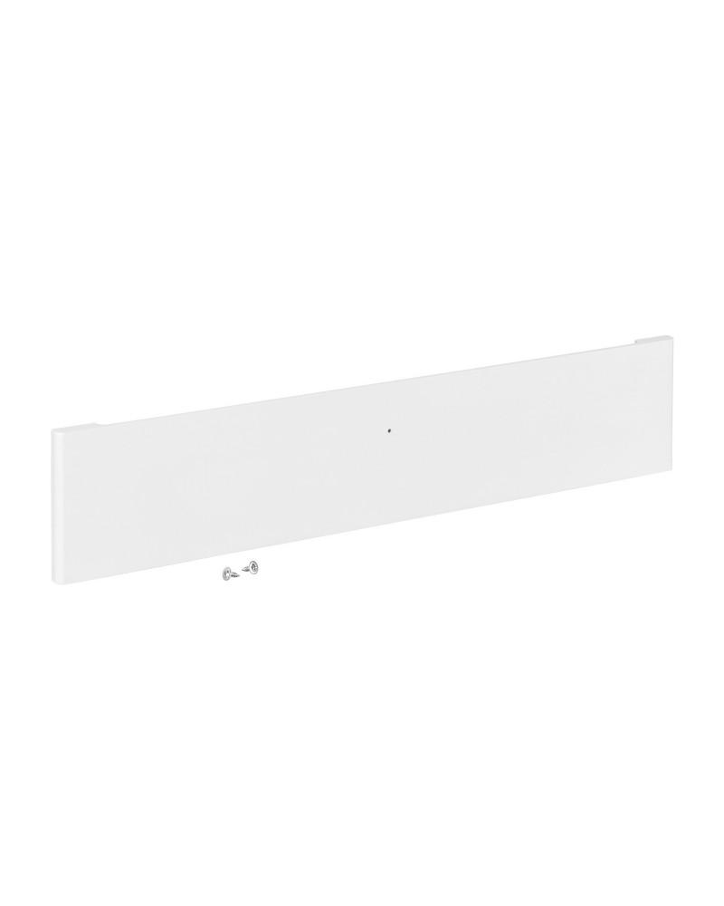Deckel Kunststoffkorb L593 mm B405 mm H24 mm transparent