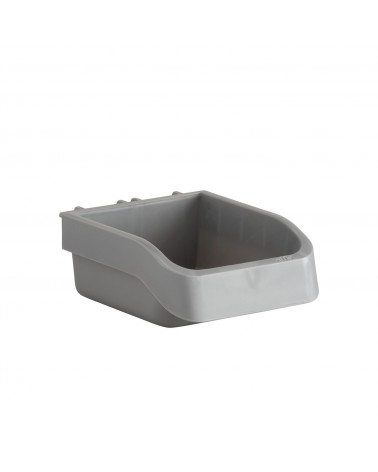 Zubehörbox L110 mm B146 mm H57 mm grau