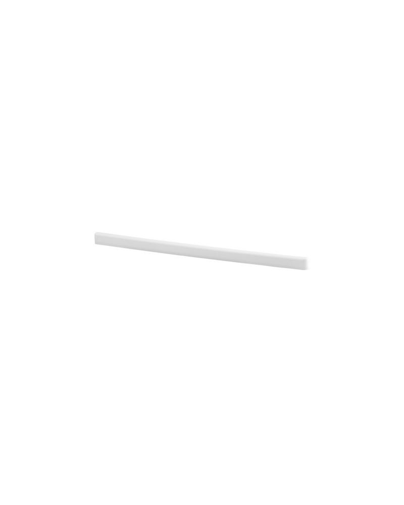 Tragarmabdeckung links L320 mm wei&szlig