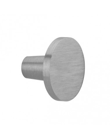 Décor Knauf flach Brushed nickel