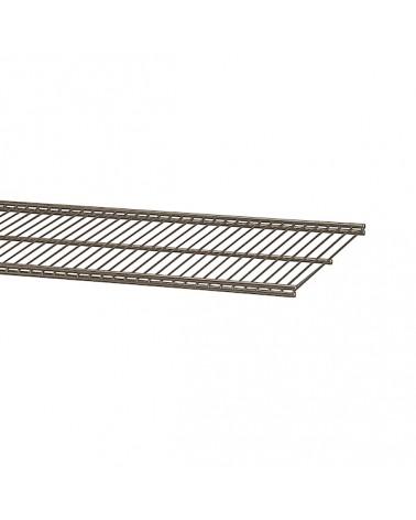 Gitterboden T30 450 x 305 x 14 Graphite