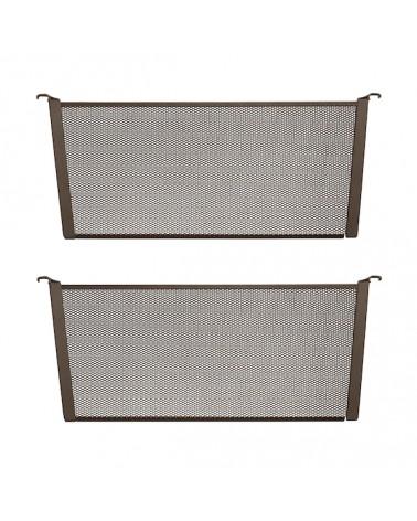 Teiler Gitterkorb 185 Graphite 10 x 431 x 180