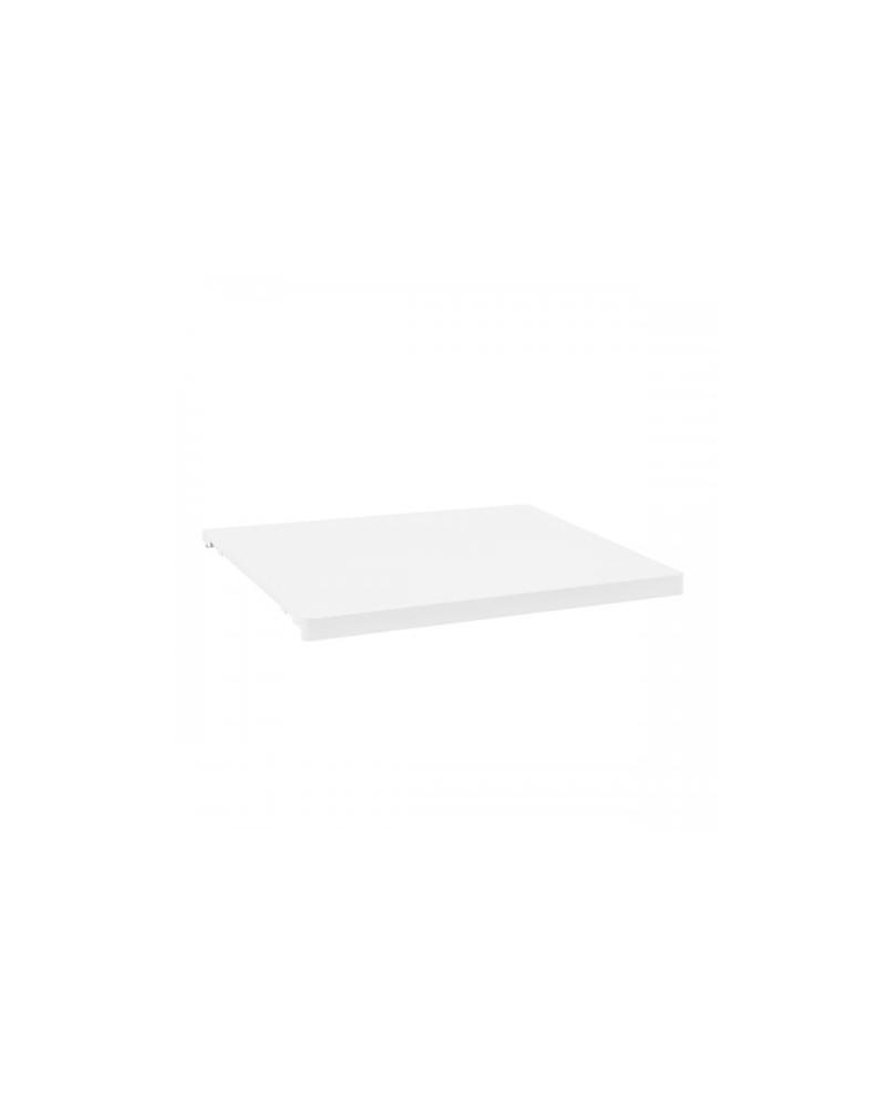 Click-in Arbeitsplatte weiß 605 x 515 x 32