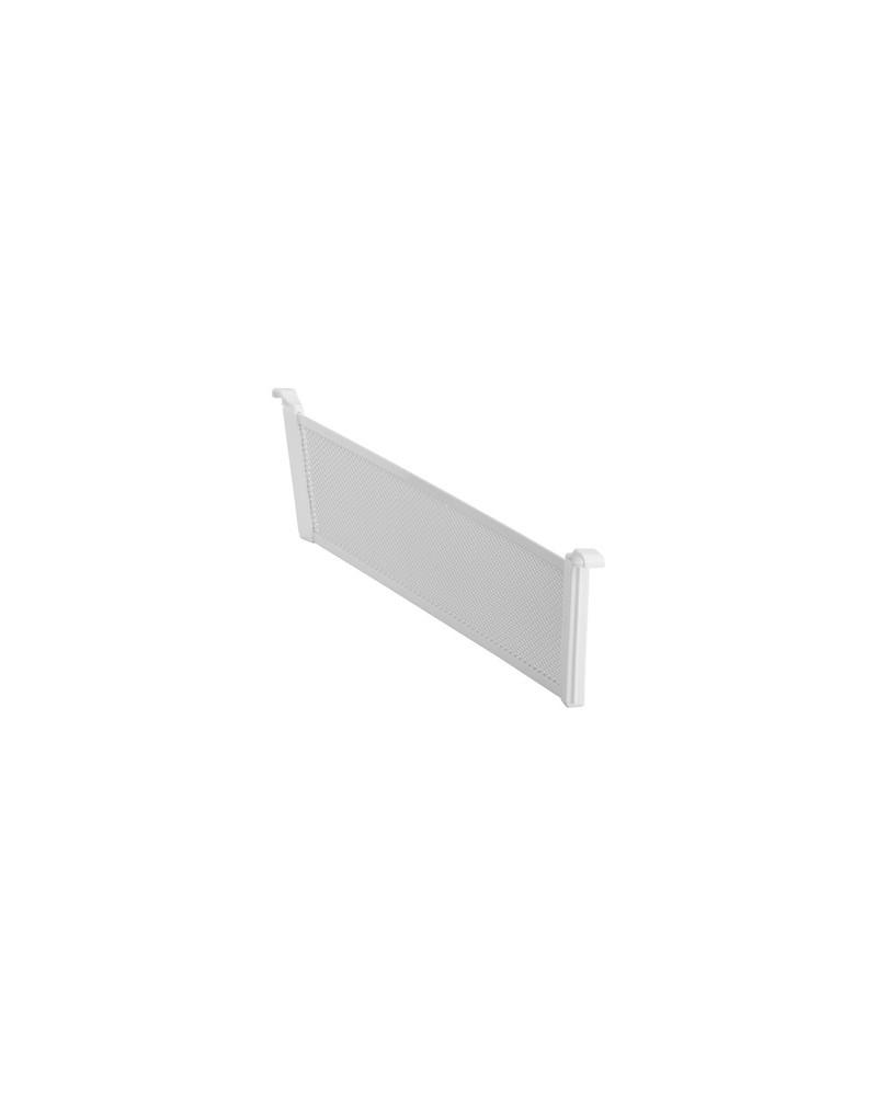 Teiler Gitterkorb 85 Weiss 10 x 431 x 80