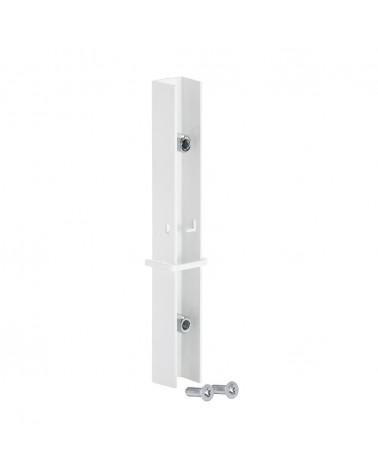 Adapter Verlängerung Hängeschiene Weiß 160 mm