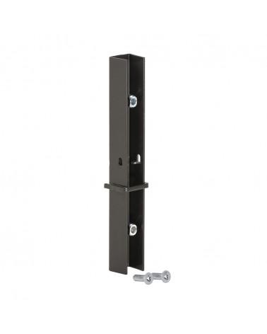Adapter Verlängerung Hängeschiene Graphite 160 mm