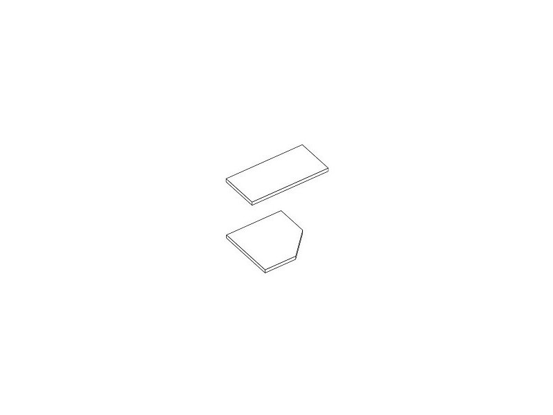 Tischplatten, Schichtstoff